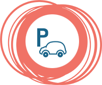 Free<br>parking